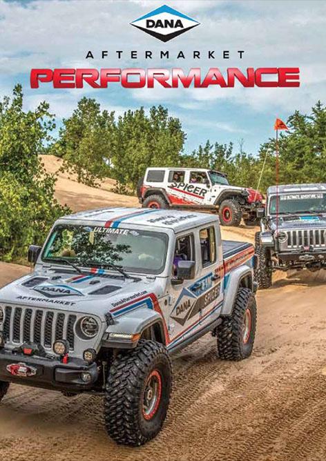 Catálogo Jeep JK JL JT 2020
