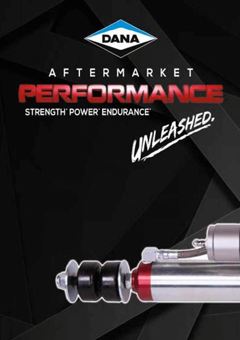 Amortiguadores Performance 2020